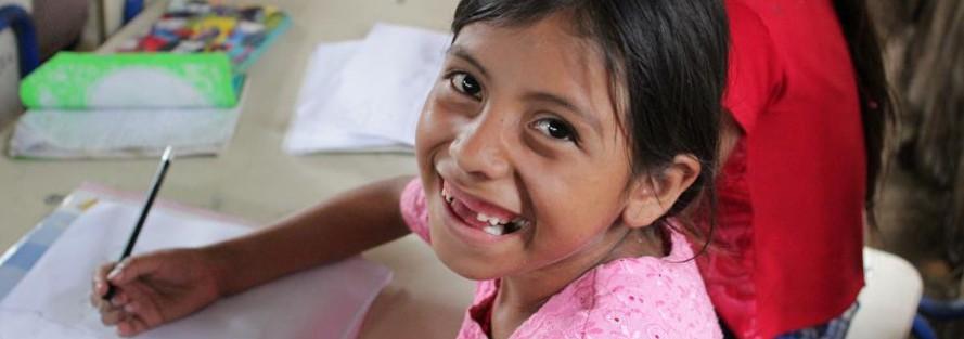 Bæredygtig Skole i Guatemala