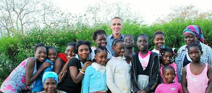 Skolehjem til forældreløse piger i Lusaka – Zambia