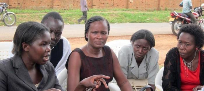 MAPLE kvindegruppe Uganda